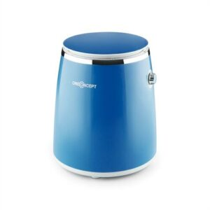 oneConcept Ecowash Pico 3.5kg High Efficiency Portable Washing Machine oneConcept Colour: Blue