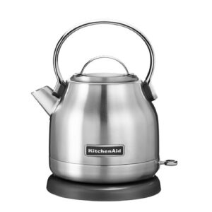 1.25L Stainless Steel Electric Kettle KitchenAid Colour: Stainless Steel
