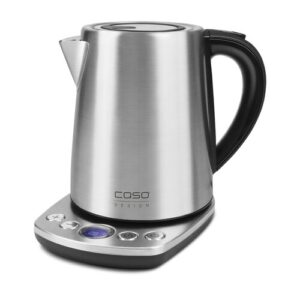 1.2L Stainless Steel Electric Kettle Caso Design