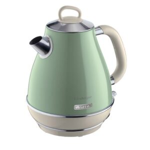 1.7L Stainless Steel Electric Kettle Ariete Colour: Green