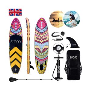 10.6ft Inflatable Paddleboards Stand up Sup paddle board