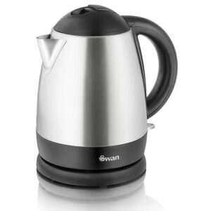 1L Stainless Steel Electric Kettle Swan