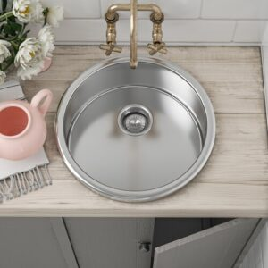 42cm x 42cm Kitchen Sink Dihl