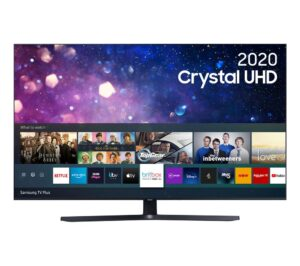 "55"" SAMSUNG UE55TU8500UXXU Smart 4K Ultra HD HDR LED TV with Bixby, Alexa & Google Assistant"