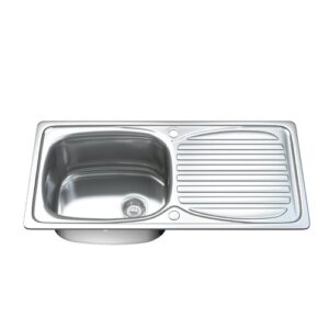 90cm x 45cm Kitchen Sink Dihl