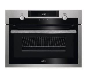 AEG KME565000M Combination Microwave - Stainless Steel, Stainless Steel