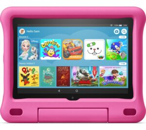 "AMAZON Fire HD 8"" Kids Edition Tablet (2020) - 32 GB, Pink, Pink"