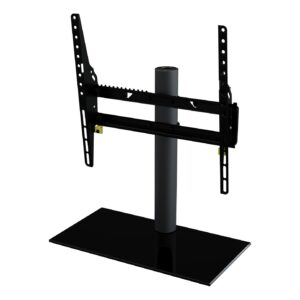 AVF Up To 55 Inch Tabletop Tilt and Turn TV Stand - Black