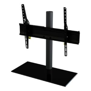 AVF Up To 65 Inch Tabletop Tilt & Turn TV Stand - Black