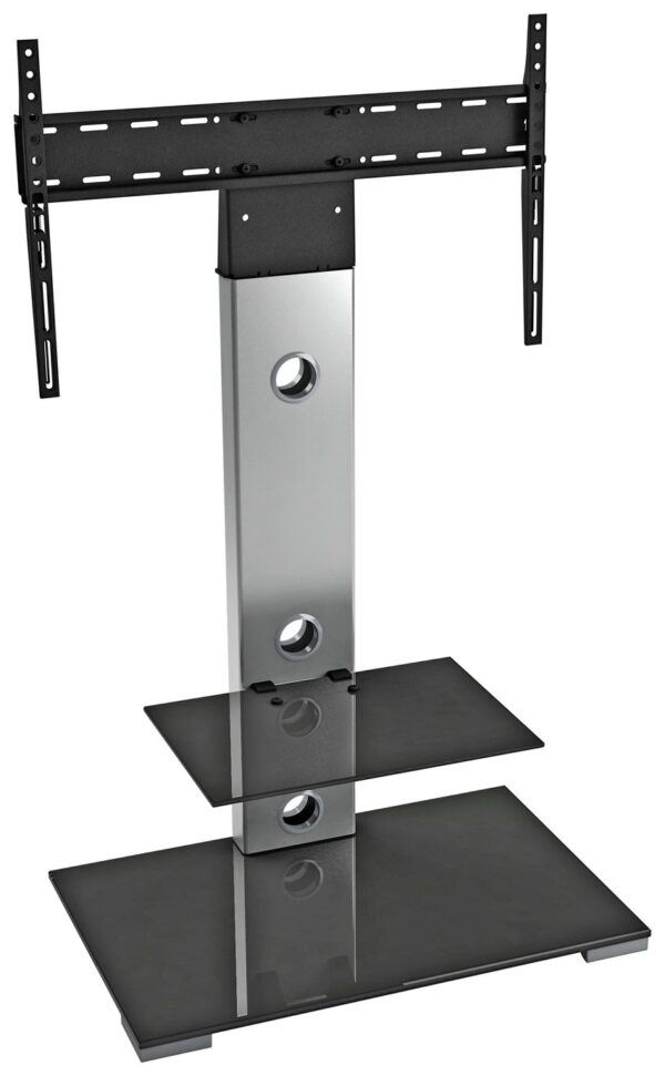 AVF Up to 65 Inch TV Stand - Silver