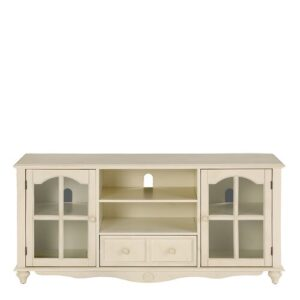 "Acle TV Stand for TVs up to 58"" Fleur De Lis Living"