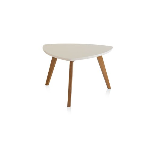 Aldrige Coffee Table Isabelline Size: 50cm H x 80cm W x 90cm L