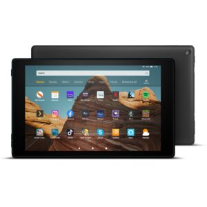 Amazon Fire 10 HD 10.1in 32GB Tablet - Black