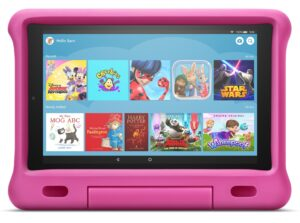 Amazon Fire 10 HD Kids Edition 32GB Tablet - Pink