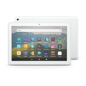 Amazon Fire HD 8 Inch 32GB Tablet - White
