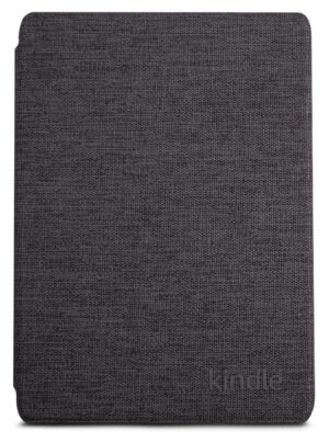 Amazon Kindle Fabric Tablet Cover - Charcoal Black