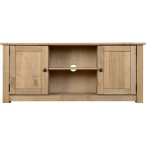 """Anns TV Stand for TVs up to 50"""" Three Posts"""