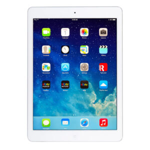 """Apple iPad Air 9.7"""" Tablet 32GB Silver 