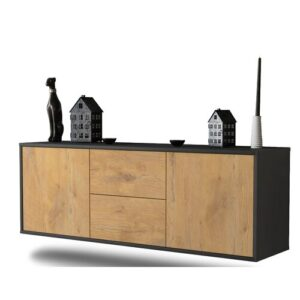 Artesia TV Stand Ebern Designs Colour: Oak