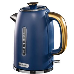 Astoria 1.7L Stainless Steel Electric Kettle Daewoo