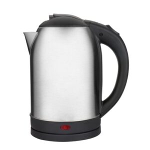 Auto 1.8L Stainless Steel Electric Kettle Geepas