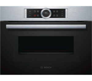 BOSCH CMG633BS1B Built-in Combination Microwave ? Stainless Steel, Stainless Steel