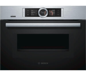 BOSCH CMG656BS6B Built in Smart Combination Microwave - Stainless Steel, Stainless Steel