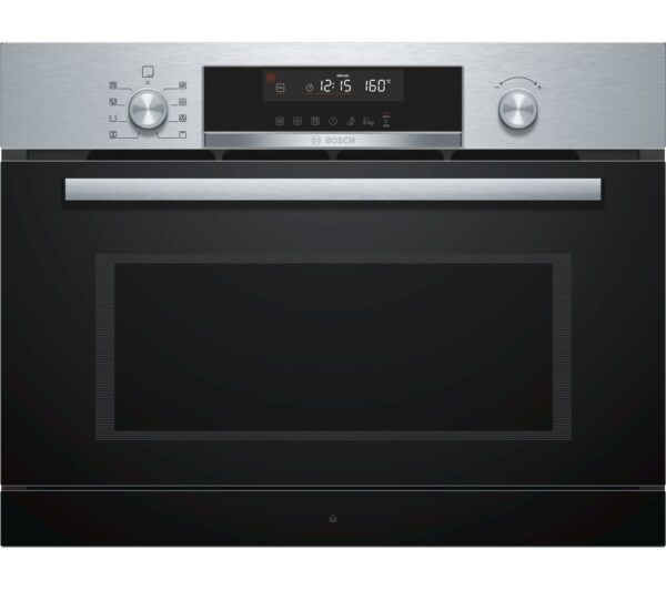 BOSCH CPA565GS0B Built-in Combination Microwave - Stainless Steel, Stainless Steel
