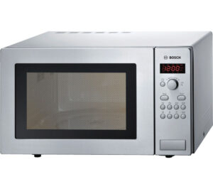 BOSCH HMT84M451B Solo Microwave - Stainless Steel, Stainless Steel