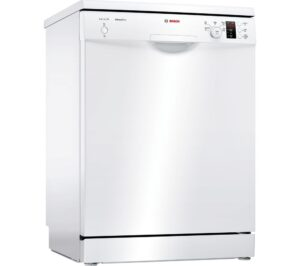 BOSCH Serie 2 ActiveWater SMS25EW00G Full-size Dishwasher - White, White