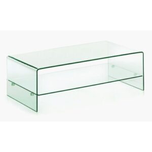 Berry Coffee Table Metro Lane Colour: Clear