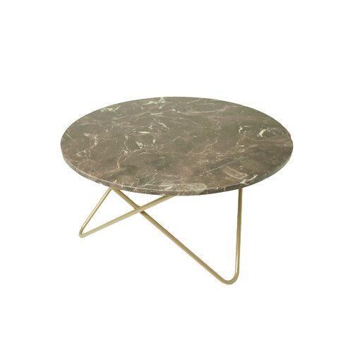 Blaire Coffee Table Canora Grey Colour: Brown