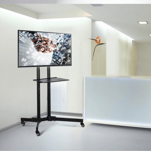 """Bobbitt TV Stand for TVs up to 65"""" Symple Stuff"""