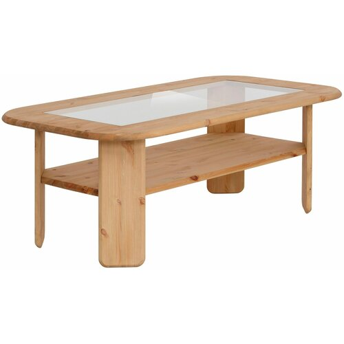 Brino Coffee Table ClassicLiving Colour: Oiled
