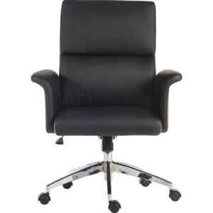 Brookfield Elegance Medium Executive Chair Brayden Studio Colour: Black