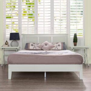 Brookhaven Bed Frame August Grove Colour: Light Green, Size: Super King (6')