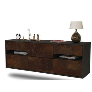 Brydon TV Stand Ebern Designs Colour: Brown
