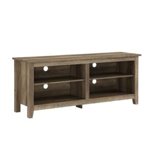 """Camacho TV Stand for TVs up to 65"""" Brambly Cottage Colour: Rustic Oak"""