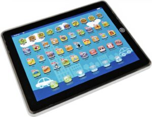 Chad Valley PlaySmart Junior Touch Tablet - Blue