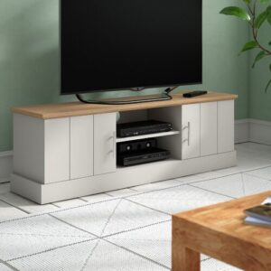 "Chapin TV Stand for TVs up to 65"" Brambly Cottage"