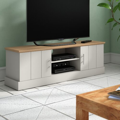 """Chapin TV Stand for TVs up to 65"""" Brambly Cottage"""