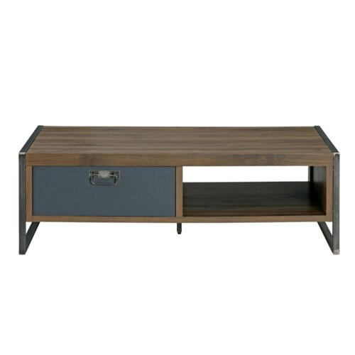 Chic Industrial Coffee Table Selsey Living