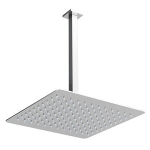 Colombo Fixed Shower Head - Square Belfry Bathroom