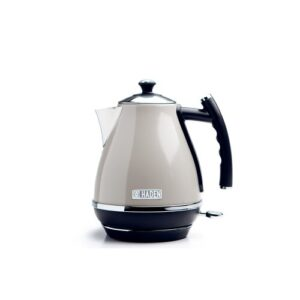 Cotswold 1.7L Stainless Steel Electric Kettle HADEN Colour: Putty