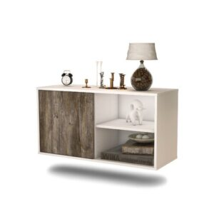 Dauphine TV Stand Ebern Designs Colour: Medium Oak