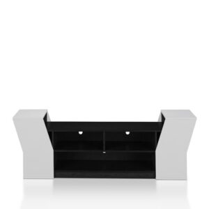 """Derby TV Stand for TVs up to 78"""" Mercury Row Colour: Black"""