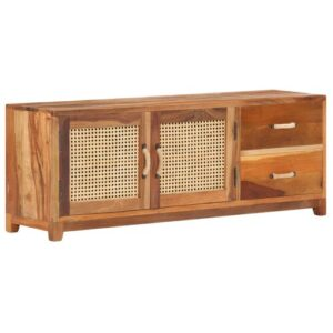 """Farrow TV Stand for TVs up to 55"""" Bay Isle Home"""