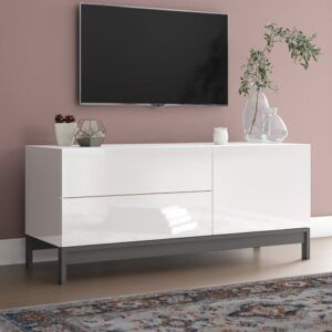 """Feliciano TV Stand for TVs up to 48"""" Mercury Row"""