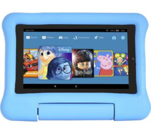 Fire 7 Kids Edition Tablet (2019) - 16 GB, Blue, Blue