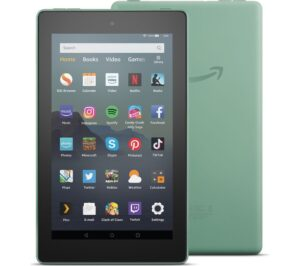 Fire 7 Tablet with Alexa (2019) - 32 GB, Sage